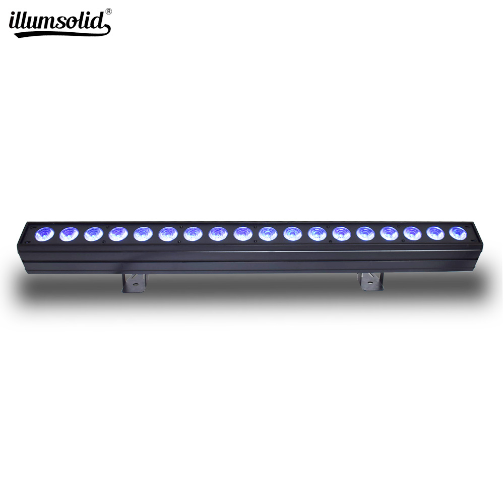 LED Wall Washer LED Architectural Lighting High Power LED Color Mixing Wall Washer