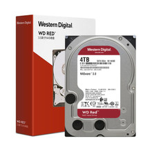 Western digital wd vermelho nas disco rígido 2tb 3tb 4tb sata 6 gb/s cache 3.5-Polegada para desktop nas