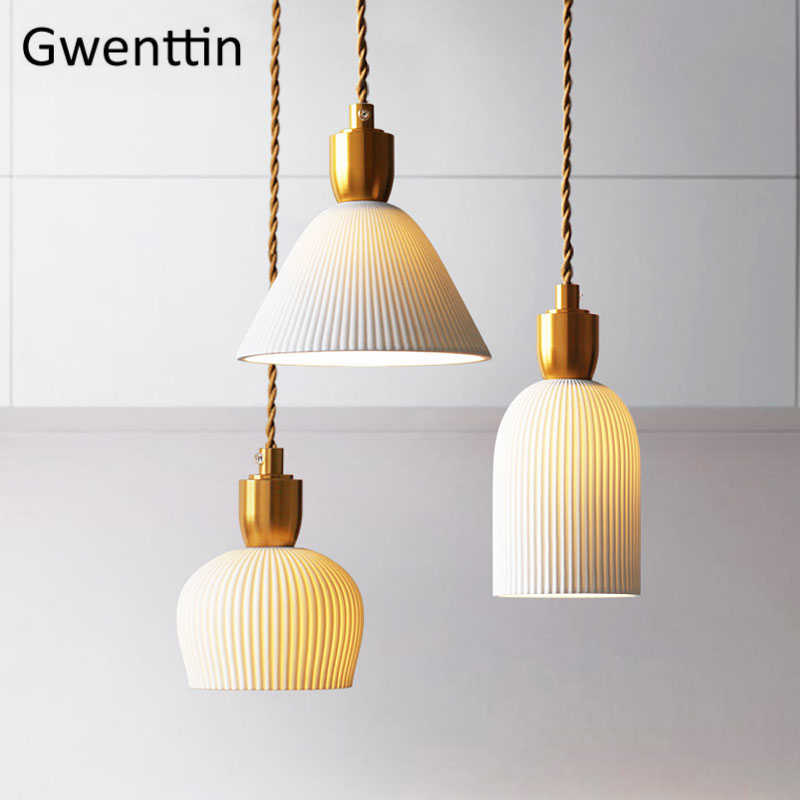 Pendant Light Vintage Hanging Lamp