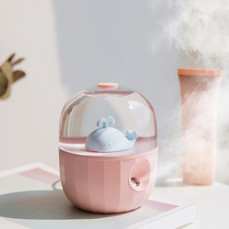 Mini Humidifier Small Home Appliance Ultrasonic USB Aroma Diffuser Quite Office Bedroom Aromatherapy Humidificador Air Difusor