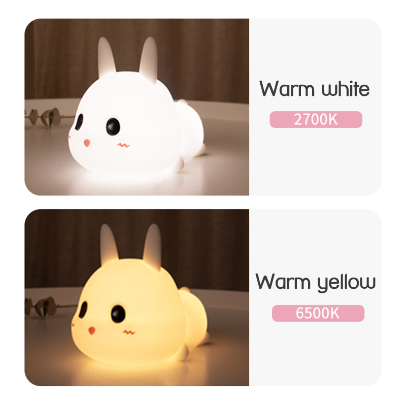 Dimmable Silicone Night Light Best Children's Lighting & Home Decor Online Store