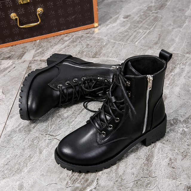 Ladies Motorcycle Boots  2