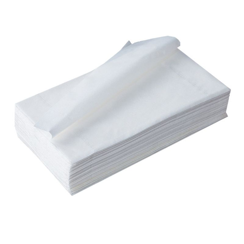 5*High-grade Pumping Simple White Envelope Tissue Paper