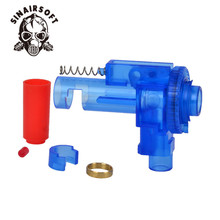 Plastic Rotation Hop Up Chamber M4 Series AEG Airsoft For Marui Dboys JG With Bucking Oring Inner Barrel Spacer Paintball