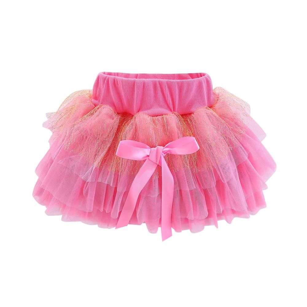Mudkingdom Girls Outfits Cartoon Cat Short Sleeve Tops Princess Skirt Clothes Set Summer 5