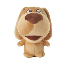 Stuffed Plush Cute Toys Ben Dog Animal Dolls Talking Tom and Friends Christmas Birthday Gift for Kids(China)