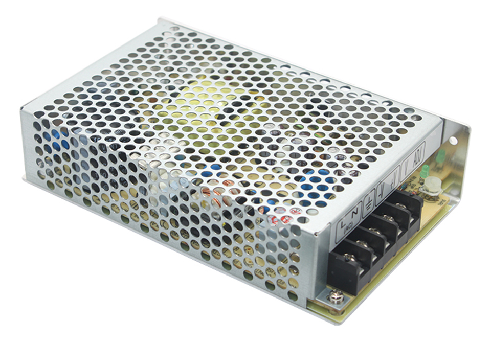 H5e65ab36e36e451c8039b359d5d13250Y - Taiwan Meanwell Switching Power Supply NES-75-24 24V 3.2A 75W for Laser Controller Single output DC Power Supply
