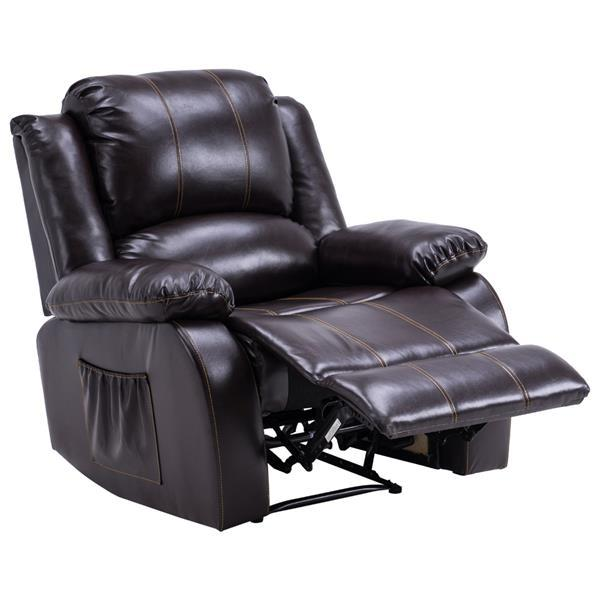 91 x 95 x 10)cm Recliner Style Function Chair  4
