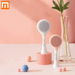 Newest Xiaomi SOOCAS Facial Cleansing Brush Head For X1 X3 X5 Sonic Electric Toothbrush SOOCARE Silicone Electric Face Cleaning