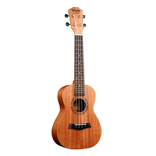23 Inch Concert Full Kits Ukulele Wood Hawaiian Four String Guitar Mahogany Wood Ukulele Christmas Gifts