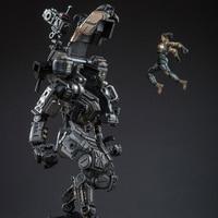 JOYTOY 1/25 action figure robot Military GOD OF WAR 86 Silver model doll Mecha high Free shipping