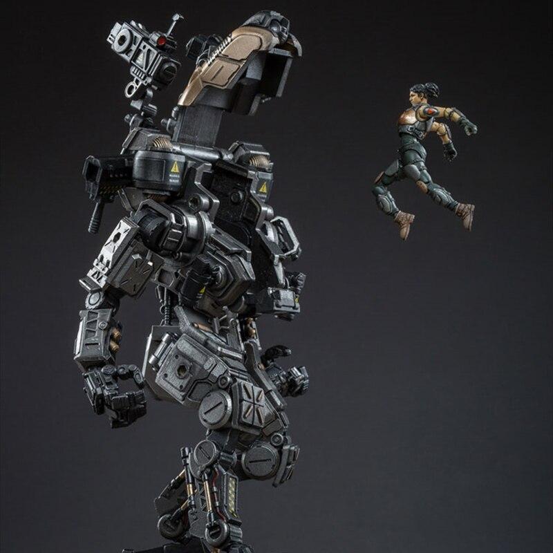 Joytoy 1/25 액션 피규어 로봇 군대 신 86 실버 모델 인형 mecha high 무료 배송-에서액션 & 장난감 숫자부터 완구 & 취미 의  그룹 1