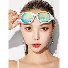 New Swimming glasses Adults professional Men Women Anti Fog Waterproof Swim eyewear natacion goggles Diving mask