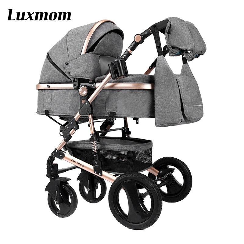 Belecoo del bambino passeggino 2in1 passeggino bidirezionale di alta qualità ammortizzatore Regalo di mamma zaino
