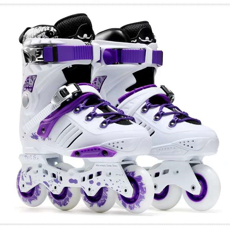 Fashion Skates For Professional Roller Skates Sliding Free Skate Sneakers