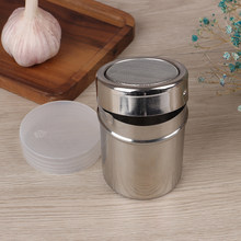 Stainless Steel Chocolate Shaker Cocoa Flour Icing Sugar Powder Coffee Sifter Strainer Cooking Tools Coffee Kitchen Accessories(China)