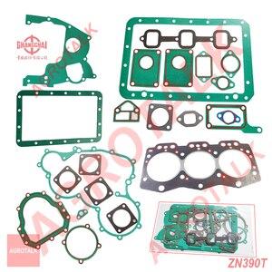 Kit de joints comprenant le joint de culasse pour Changchai ZN390T/ZN390BT, référence: