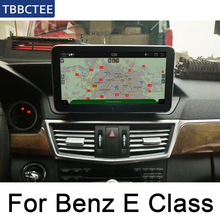 For Mercedes Benz E Class 2014~2016 NTG Car Multimedia player Android Radio GPS stereo HD Screen Navigation Navi Media WIFI