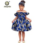 African Girl Dresses...