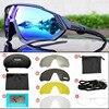 Ciclismo óculos polarizados mtb mountain bike ciclismo óculos de sol óculos de ciclismo óculos de proteção oculos 18