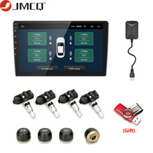 USB Android TPMS Tire Pressure Monitoring System 5V Internal External For Navigation Car Radio Head Unit Auto Audio