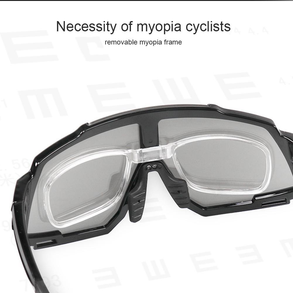 Polarizado ciclismo óculos de bicicleta esportes ao