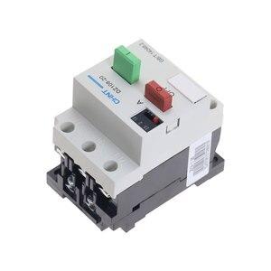 Image 2 - CHNT commutateur de Protection de moteur 3VE1 6.3a 10a3 Pole MCCB DZ108 20 211, commutateur de Protection de moteur 10A