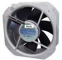 Novo sj2208ha2 ac220v 22580 ventilador de refrigeração axial da resistência de alta temperatura