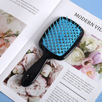 1Pcs Professional Hair Massage Comb Salon Hair Care Styling Tool Anti Tangle Anti-static Hairbrush Head Massager Comb 3