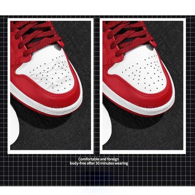 Sneakers Anti Crease Protector Bending Crack Toe Caps Shoe ...