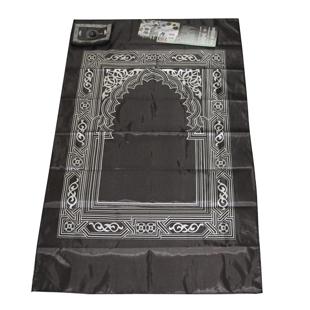 Image 5 - 60*100 Bedroom Living Rooms Anti slip Floor Mats Carpet Areas Rug  Floor Carpets Rugs Muslim Prayer Rug with Compass Carpet