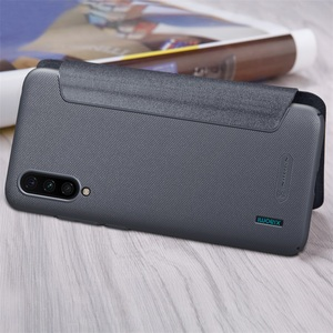Image 5 - For Xiaomi Mi 9 Lite CC9 CC 9e Flip Case Cover Nillkin Sparkle super thin PU Flip leather Cover For Xiaomi Mi A3 Phone Bags