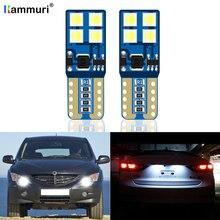 (2) Canbus T10 W5W Parking LED Light For Ssangyong Kyron Actyon Sport Korando Rexton 1 2 Musso Stavic Rodius Tivoli ISTANA