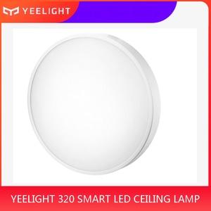 Image 2 - Yeelight YLXD01YL Smart living room lights led LED Ceiling Lamp Dust Resistance Wireless led light Dimming work for Google Home