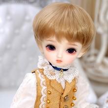 새로운 도착 littlemonica blossom lucile 1/6 수지 바디 모델 소년 고품질 장난감 소녀 생일 크리스마스 선물 bjd sd