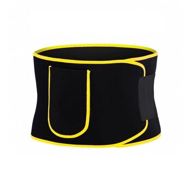 Waist Trainer Women-Waist Cincher Trimmer Sweat Crazier Slimming Body Shaper Belt-Sport Girdle Belt Weight Loss With Pocket 3