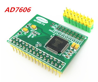 16Bits ADC 8CH Synchronization AD7606 DATA Acquisition Module 200Ksps