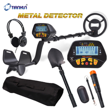 Portable Hand Held Metal Detector Pinpointers Detector De Metais Detecteur Professional MD-3028 Waterproof Gold Detector Machine