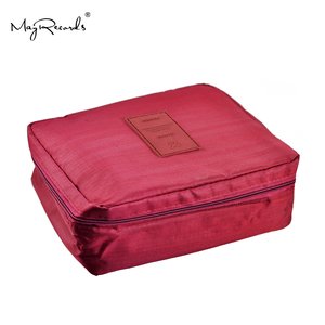 Image 5 - Free Shipping Wine Red Outdoor Travel First Aid Kit Bag Home Small Medical Box Emergency Survival kit Treatment Outdoor Camping