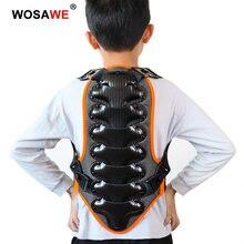 Детский мотоцикл wosawe защита для тела черепахи скейтборда