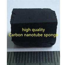 High quality carbon nanotube sponge / carbon nanotube foam