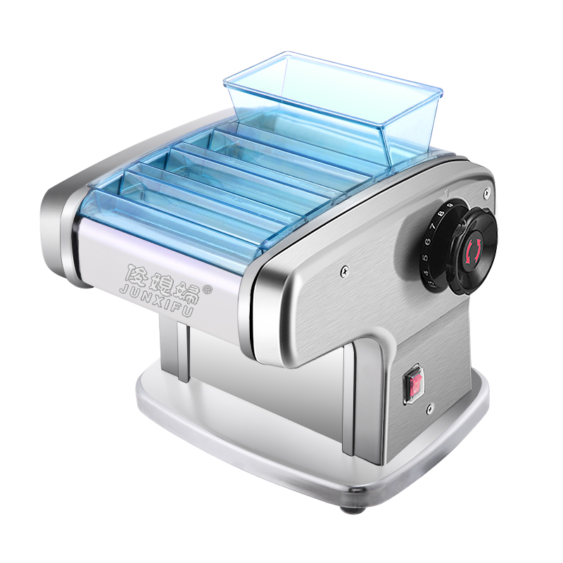 Household Stainless Steel Noodles Maker 135w Multifunction Electric Noodles Press Machine Automatic Small Noodle Machine