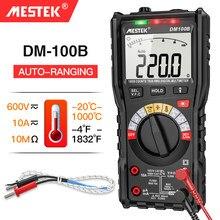 Digital Multimeter True RMS NCV 10A Current AC DC Voltmeter Capacitance Resistance Tester Multimeter Auto Range Multimetro