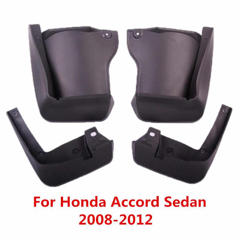 Брызговики автомобильные для Honda Accord Sedan 2008 2009 2010 2011 2012 брызговики брызговик крыло брызговиков