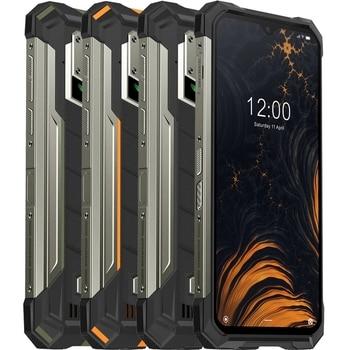 Перейти на Алиэкспресс и купить DOOGEE S88 Pro 6,3 дюйма FHD + IP68/IP69K Водонепроницаемый NFC 10000 мАч Беспроводная зарядка Android 10 6 ГБ 128 ГБ Helio P70 4G смартфон