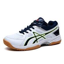 Оригинальная обувь для волейбола для мужчин и женщин, домашние спортивные кроссовки, кроссовки для бадминтона, Мужской Женский Волейбольный мяч для тренировок, обувь