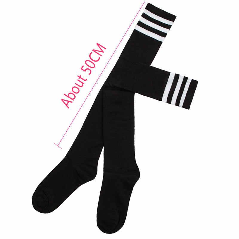 По сравнению с гетры для девочек носки с Разноцветными полосками носки Для женщин сексуальные Полосатые Гольфы облегающие высокие носки; Летние вечерние Гольфы чулки в сетку