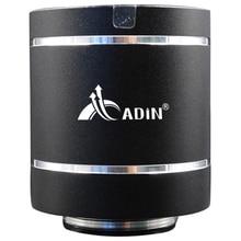Adin – haut parleur vibrant Bluetooth, télécommande, Radio FM Portable sans fil, 20W, colonne B, haut parleurs dordinateur