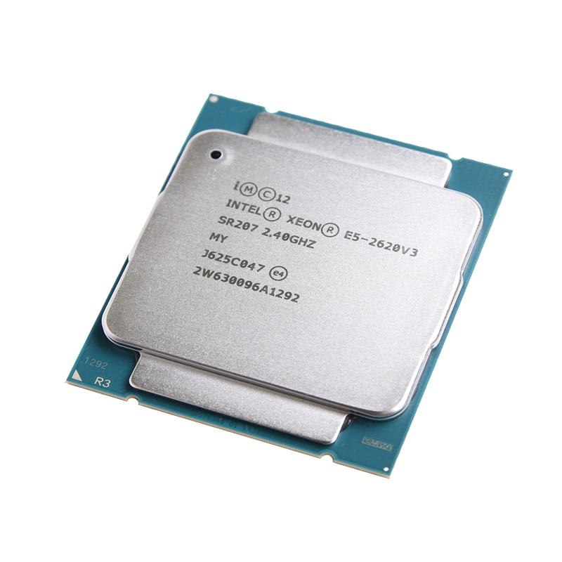 Kllisre X99 motherboard set with Xeon E5 2620 V3 LGA 2011-3 CPU 2pcs X 8GB =16GB 2666MHz DDR4 memory 6