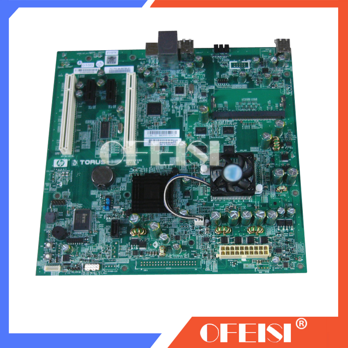 Original New For HP DesignJet Z6200 T7100 T7200 Formatter Board PCA CQ109-67020 CQ109-67048 CQ107-60005 image